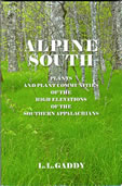 bookcover Alpine South by Chick Gaddy