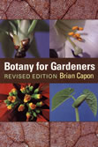 bookcover Botany for Gardeners