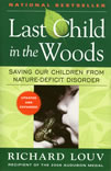 bookcover Last Child in the Woods by Richard Louv