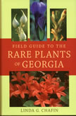 bookcover Field Guide to the Rare Plants of Georgia by Linda Chafin