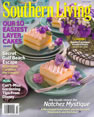 Southern Living magazine, March 2009