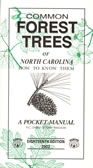 bookcover Common Forest Trees of North Carolina: How to Know Them