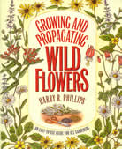 bookcover Growing and Propagating Wild Flowers