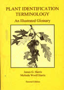 bookcover Plant Identification Terminology by James G. Harris and Melinda Woolf Harris